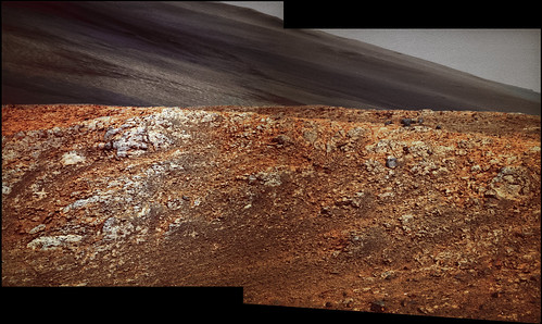 OPPORTUNITY sol 3604 PanCam - Cape Upright