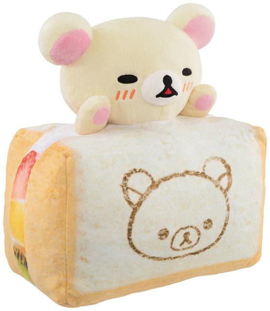 一番くじ リラックマベーカリー 一番賞拉拉熊烘焙麵包
