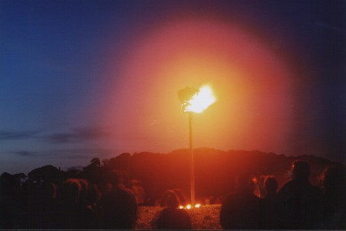 Cabbage Hill Beacon