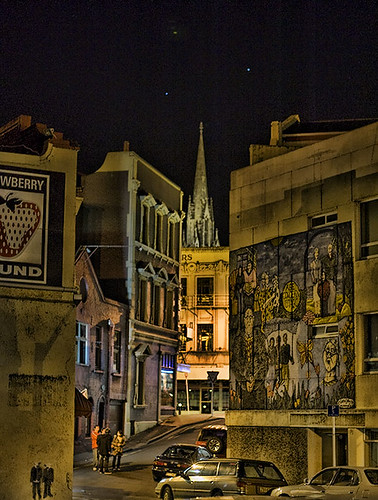 Dunedin Nightscape