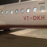 VT-DKH: Kingfisher Airlines