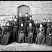 Church group, St Peter's Church, Hamilton, NSW, 18 April 1896 by UON Library,University of Newcastle, Australia