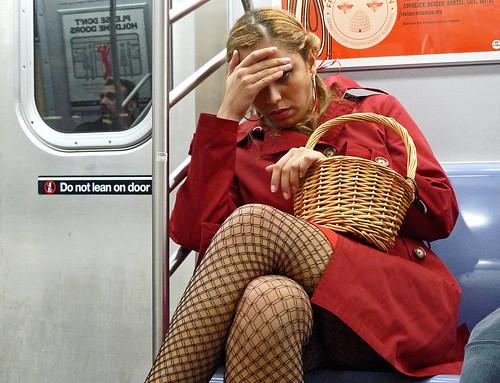 Приставания фото в транспорте