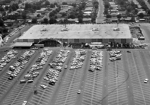 White Front Store Circa 1964 Flickr Photo Sharing