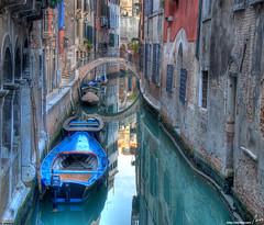 Venice - Ponte de l'Agnello - Sestiere Santa Croce
