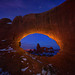 Arches NP, Turret Arch by kevin mcneal