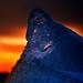 """Dutch iceberg on fire"" by B℮n"