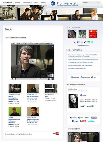 seo http://infos.mediaquell.com/2009/10/15/studie-online-newsroom-social-media-von-unternehmen-weitgehend-unterschaetzt-634/ 2010