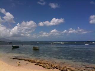 Imagen de Pte aux Piments Public Beach. hotel la plantation mauritius 毛里求斯
