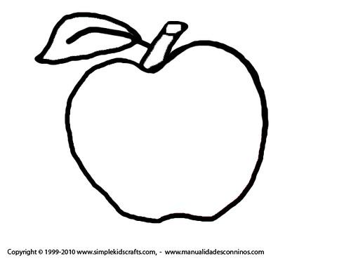 Printable Apple Crafts