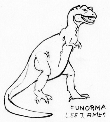 How to draw a Tyrannosaurus Rex   So much to do, so little ...