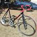 Pierre's road bike