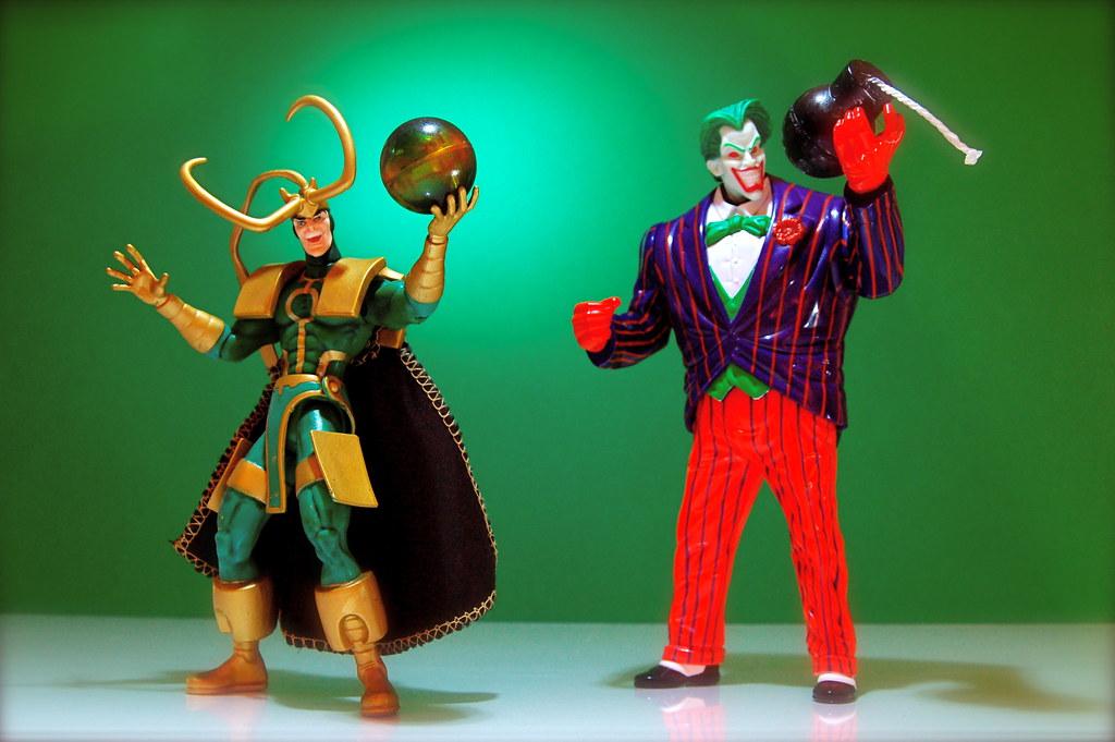 Loki vs. Joker (68/365)