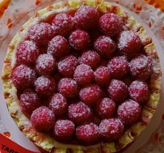Rapsberry cake