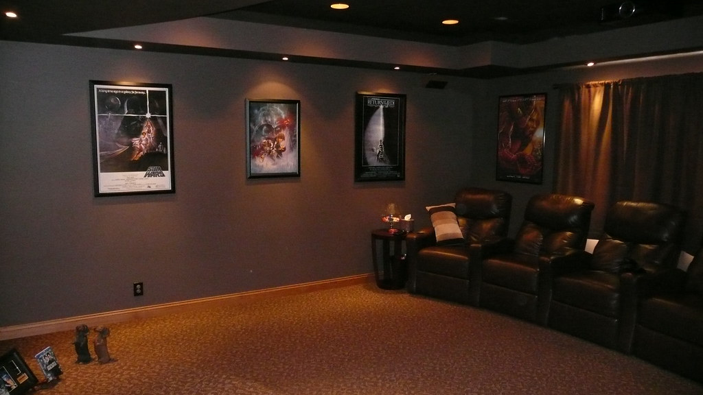 Home theater paint color schemes home painting - Best paint color for home theater ...