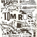 Webster's Tom Rush poster