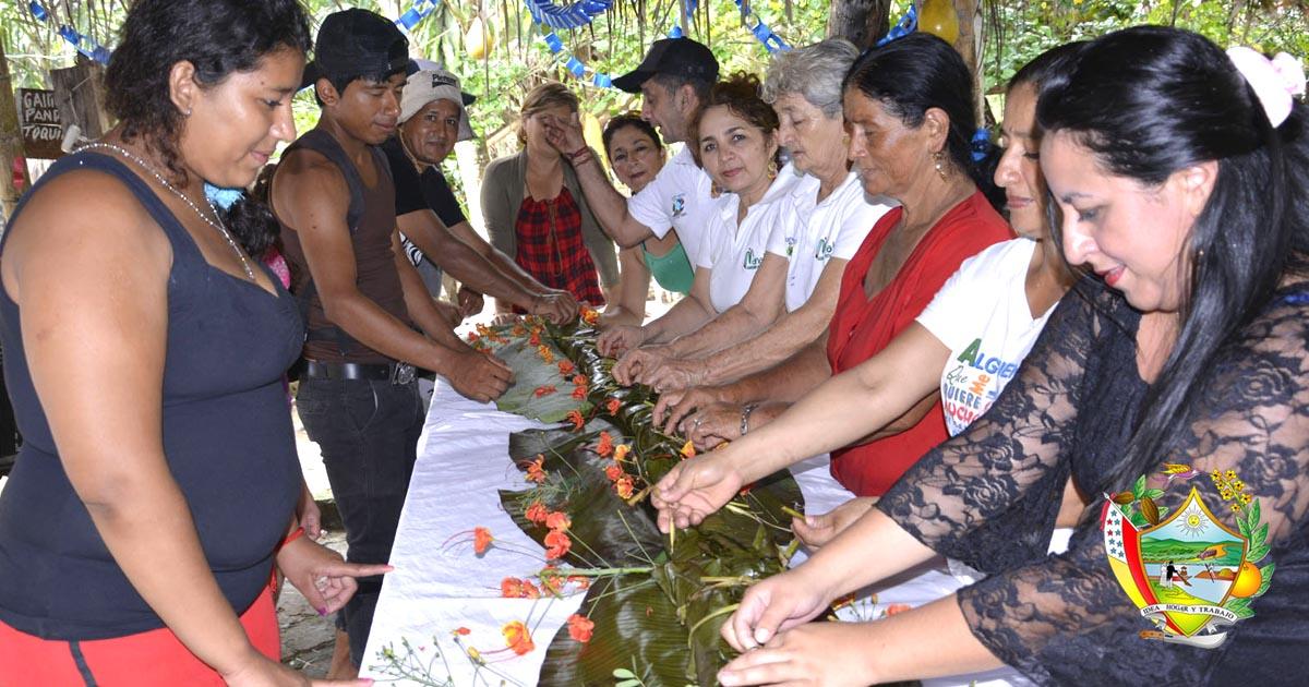 Se realizó el 5to festival de la tonga más grande en Mosquito