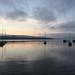 Zürichsee in die Morgendämmerung by AfricanViolet.co.uk