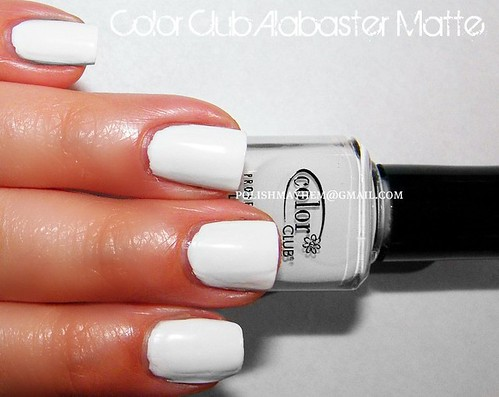 Color Club Alabaster Matte