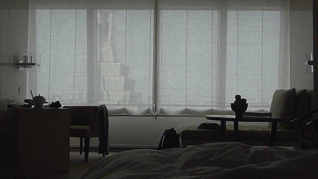 Waking Up in Park Hyatt Shanghai