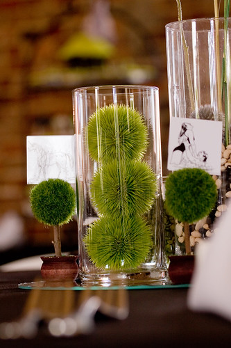 Knotting hill photography non floral centerpieces
