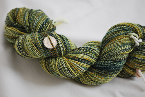 All Spun Up Superwash Merino