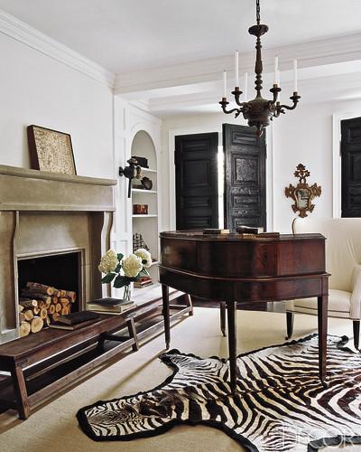 Darryl carter house tour elle decor flickr photo sharing for Carter home designs
