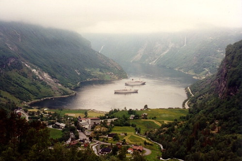 GEIRANGER, THE JEWEL IN THE CROWN. 4143849926_658887857a