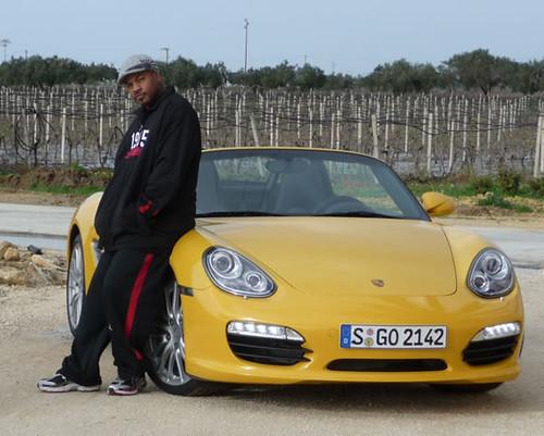 2009 Porsche Boxster S Memoirs of Sicily's Targa Floria