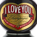 I Love You Champagne Marmite Valentine Special Edition
