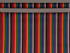 60-Wire Flat Ribbon Cable
