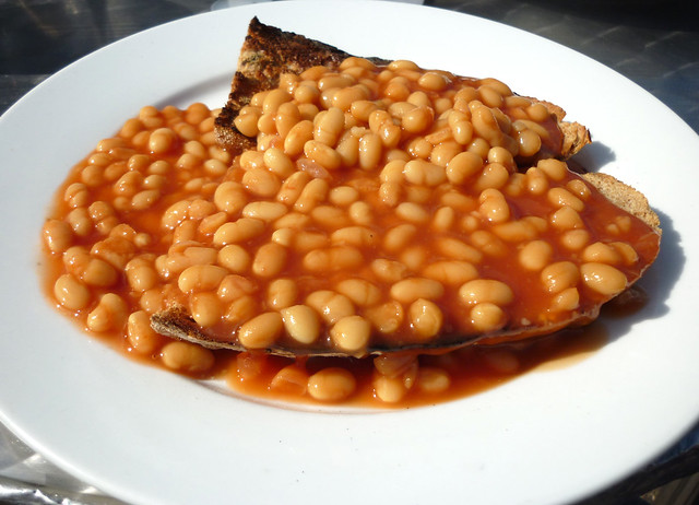 British-Style Beans On Toast Recipes — Dishmaps