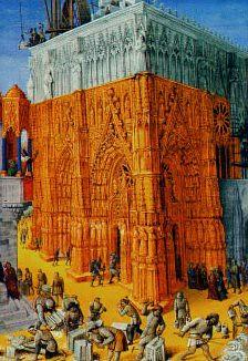 O papel do artista na arte medieval