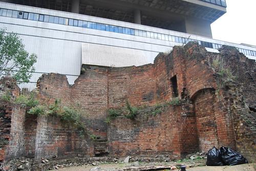 London- Roman Wall