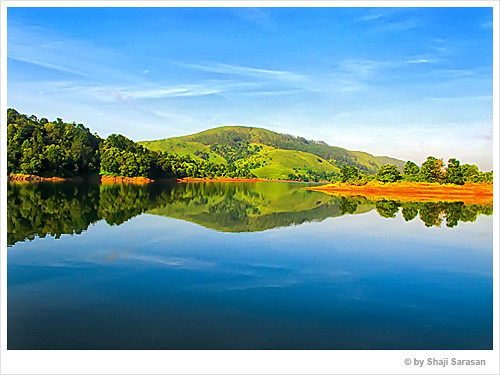 Thekkady - Wildlife Sanctuary, Kerala