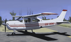 aviation, airplane, propeller driven aircraft, vehicle, turboprop, cessna 206, cessna 150, cessna 182, propeller, cessna 152, cessna 172, aircraft engine,