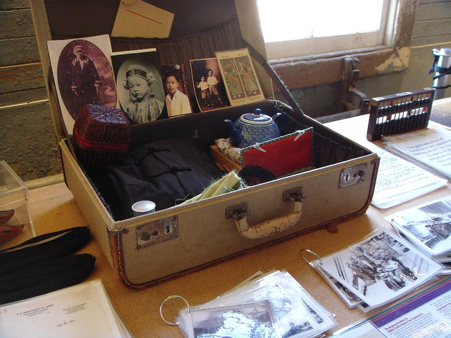 Angel Island Suitcase
