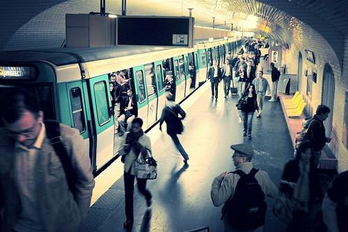 Subwat station, Paris