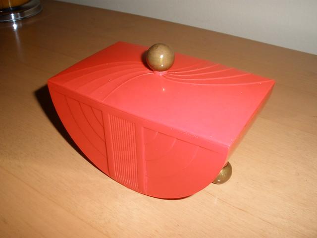 GE Art Deco Bakelite Box | Flickr - Photo Sharing!
