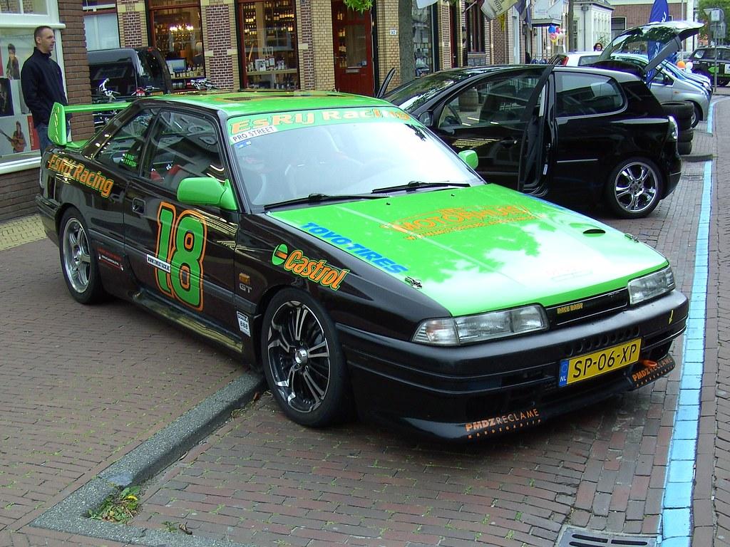 1987 mazda 626 coupe 2.0 i-16v gt | someone did a good job o… | flickr