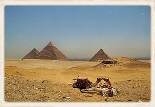 Romeo and Juliet at the Pyramids