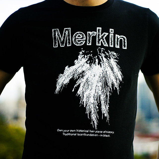 Merkin - 100 Percent Organic Cotton - Alternative Apparel - 6005 Crew ...