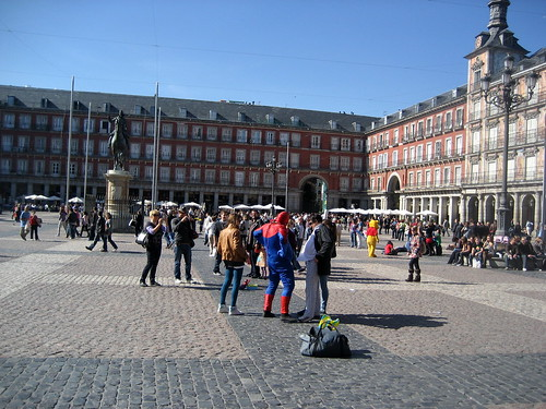 Madrid Plaza de Mayor_Oct09-mk