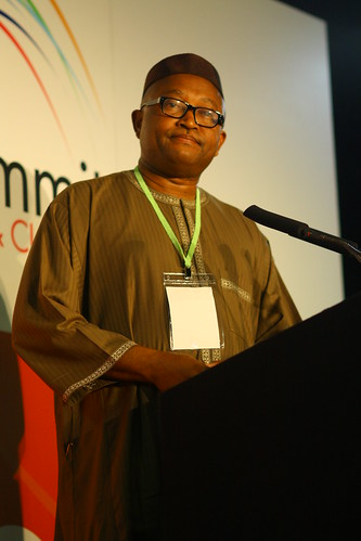 Nkanta George Ufot (Nigeria), 4th World Summit on Arts & Culture