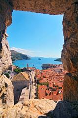 Framed Dubrovnik