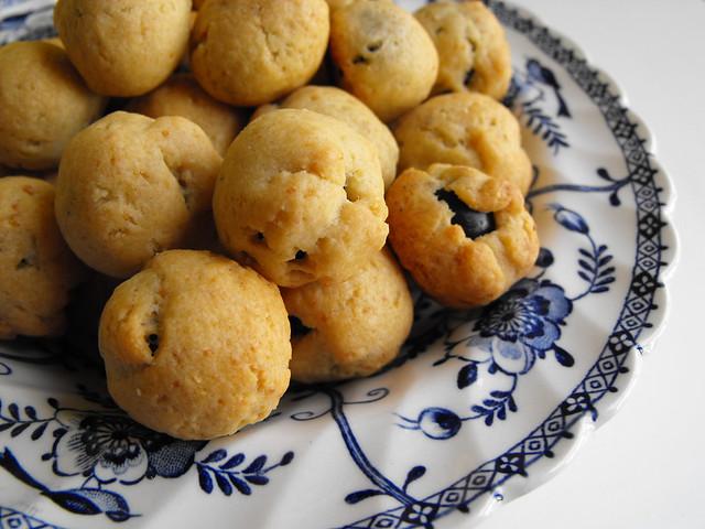 Azeitonas em crosta