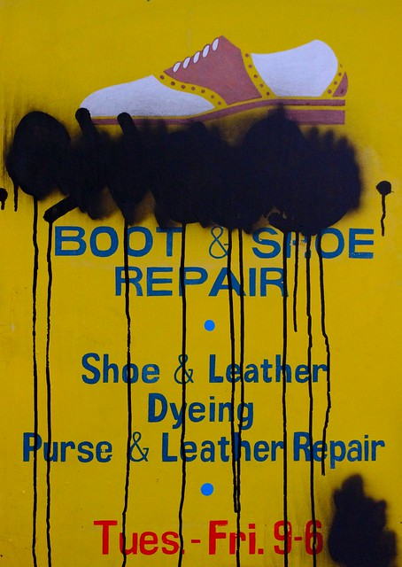 Leather Shoe Dyeing Service London