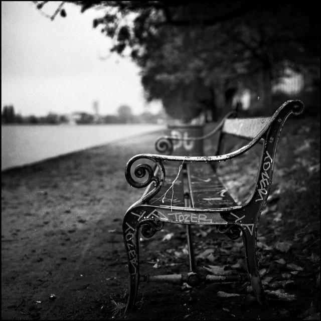 Ved søerne (Kodak Portra 160VC)