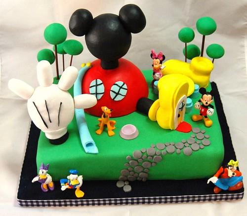 Chupeteras de la casa de Mickey mause - Imagui