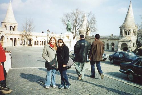 Budapest, Hungary 2000